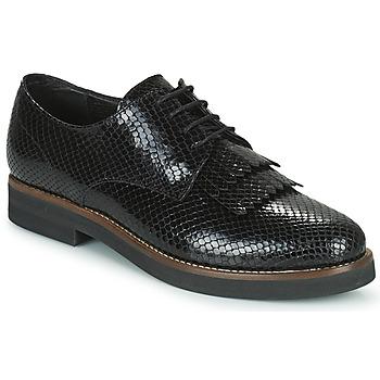 Topánky Ženy Derbie Minelli SOLENNA Čierna