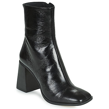 Topánky Ženy Čižmičky Minelli LOULITA Čierna