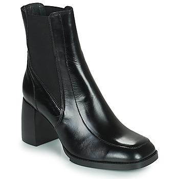 Topánky Ženy Čižmičky Minelli NEOPARA Čierna