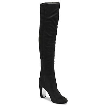 Topánky Ženy Čižmy do mesta Minelli  Čierna