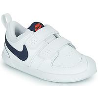 Topánky Deti Nízke tenisky Nike NIKE PICO 5 (TDV) Biela / Modrá