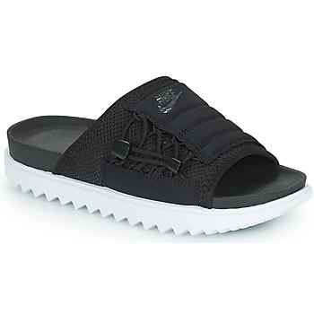 Topánky Ženy športové šľapky Nike WMNS NIKE ASUNA SLIDE Čierna