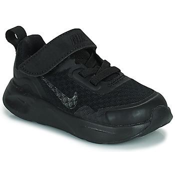 Topánky Deti Univerzálna športová obuv Nike NIKE WEARALLDAY (TD) Čierna