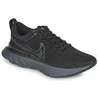 Topánky Muži Bežecká a trailová obuv Nike NIKE REACT INFINITY RUN FK 2 Čierna