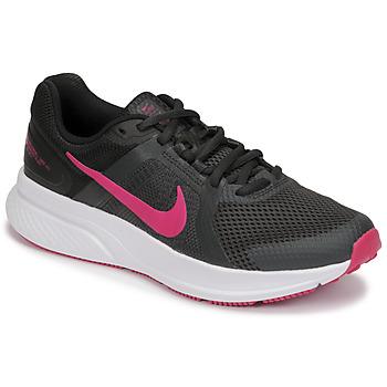 Topánky Ženy Bežecká a trailová obuv Nike W NIKE RUN SWIFT 2 Šedá / Červená