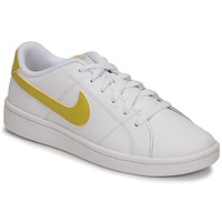 Topánky Ženy Nízke tenisky Nike WMNS NIKE COURT ROYALE 2 Biela / Zlatá