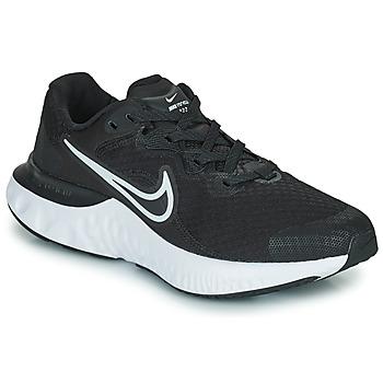 Topánky Deti Bežecká a trailová obuv Nike NIKE RENEW RUN 2 (GS) Čierna / Biela