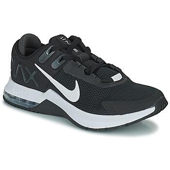 Topánky Muži Univerzálna športová obuv Nike NIKE AIR MAX ALPHA TRAINER 4 Čierna / Biela