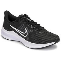 Topánky Ženy Bežecká a trailová obuv Nike WMNS NIKE DOWNSHIFTER 11 Čierna / Biela
