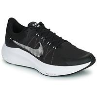 Topánky Muži Bežecká a trailová obuv Nike NIKE ZOOM WINFLO 8 Čierna / Biela