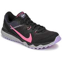 Topánky Ženy Bežecká a trailová obuv Nike WMNS NIKE JUNIPER TRAIL Čierna / Ružová