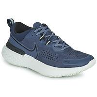 Topánky Muži Bežecká a trailová obuv Nike NIKE REACT MILER 2 Modrá