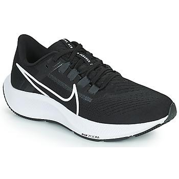 Topánky Ženy Bežecká a trailová obuv Nike WMNS NIKE AIR ZOOM PEGASUS 38 Čierna / Biela