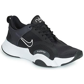 Topánky Muži Univerzálna športová obuv Nike M NIKE SUPERREP GO 2 Čierna / Biela