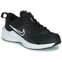 Topánky Deti Bežecká a trailová obuv Nike NIKE DOWNSHIFTER 11 (PSV) Čierna / Biela