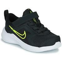Topánky Deti Bežecká a trailová obuv Nike NIKE DOWNSHIFTER 11 (TDV) Šedá