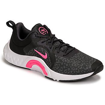 Topánky Ženy Univerzálna športová obuv Nike W NIKE RENEW IN-SEASON TR 11 Čierna / Ružová