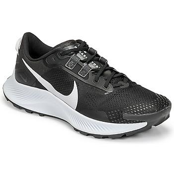 Topánky Muži Bežecká a trailová obuv Nike NIKE PEGASUS TRAIL 3 Čierna / Strieborná