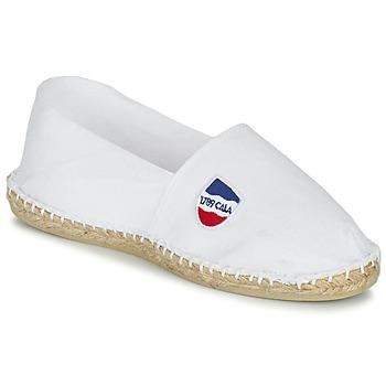 Topánky Espadrilky 1789 Cala UNIE BLANC Biela