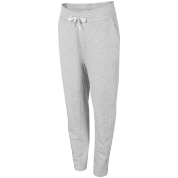 Oblečenie Ženy Nohavice 4F SPDD015 Sivá