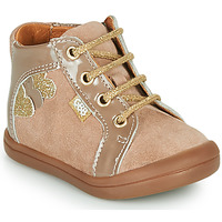 Topánky Dievčatá Členkové tenisky GBB PRUNE Béžová