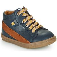 Topánky Chlapci Členkové tenisky GBB WESTY Modrá
