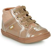 Topánky Dievčatá Členkové tenisky GBB THEANA Béžová