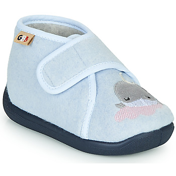 Topánky Deti Papuče GBB APOCHOU Modrá