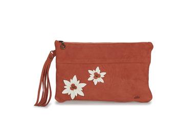 Tašky Dievčatá Spoločenské kabelky Easy Peasy POUCHY EDELWEISS Ružová