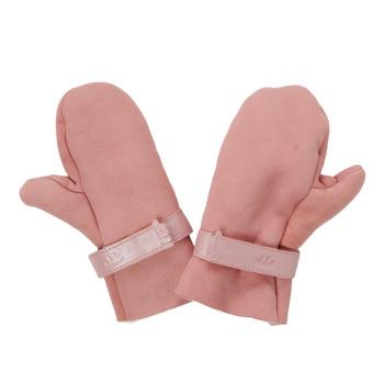 Textilné doplnky Dievčatá Rukavice Easy Peasy TOUCHOO Ružová
