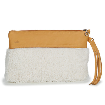 Tašky Ženy Spoločenské kabelky Easy Peasy POUCHY FOURRURE Hnedá