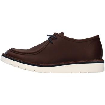 Topánky Muži Derbie Re Blu' BK14 BROWN