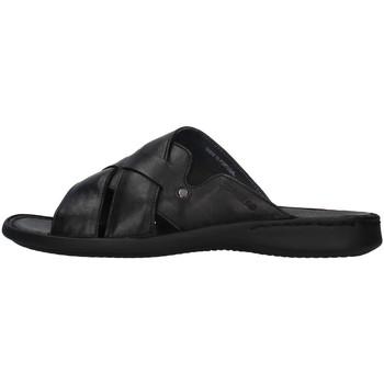 Topánky Muži Šľapky Enval 7222000 BLACK