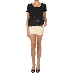 Oblečenie Ženy Šortky a bermudy Stella Forest YSH003 Krémová