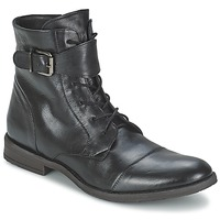 Topánky Ženy Polokozačky Balsamik EMA čierna