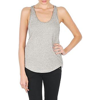 Oblečenie Ženy Tielka a tričká bez rukávov Stella Forest YDE019 Krémová