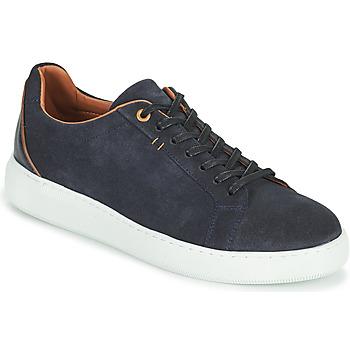 Topánky Muži Nízke tenisky Pellet OSCAR Modrá