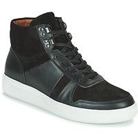 Topánky Muži Členkové tenisky Pellet ODIN Čierna