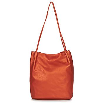 Tašky Ženy Tašky cez rameno Moony Mood OPILE Červená / Oranžová