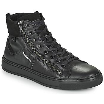Topánky Muži Členkové tenisky Redskins HOPESO Čierna