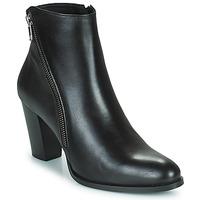 Topánky Ženy Čižmičky Fericelli POMIO Čierna
