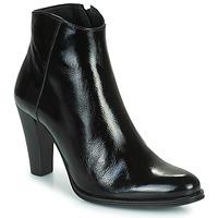 Topánky Ženy Čižmičky Fericelli PAMMI Čierna