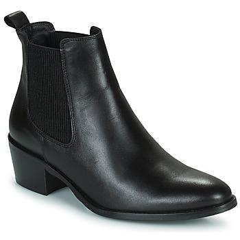 Topánky Ženy Polokozačky Fericelli PAMINA Čierna