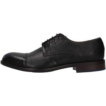 Topánky Muži Derbie Re Blu' 7760 BLACK