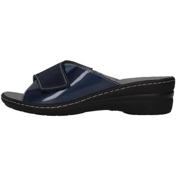 Topánky Ženy Šľapky Melluso K95716A BLUE