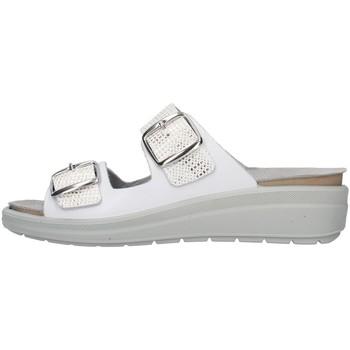 Topánky Ženy Šľapky Melluso Q60215 WHITE