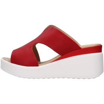 Topánky Ženy Šľapky Melluso 019149 RED