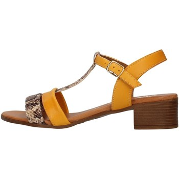 Topánky Ženy Sandále Melluso 018826 YELLOW