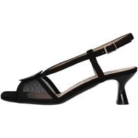 Topánky Ženy Sandále Melluso S402 BLACK