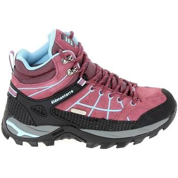 Topánky Ženy Turistická obuv Elementerre Sonora Framboise Ciel Ružová